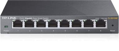 TP-Link JetStream TL-SG108E Easy Smart Switch