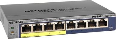 Netgear Prosafe Plus GS108PE