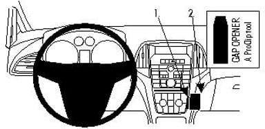 Brodit ProClip Angled mount