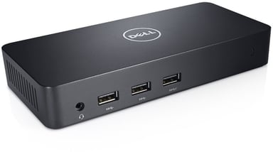 Dell Ultra HD Triple Video Docking Station D3100 #Demo