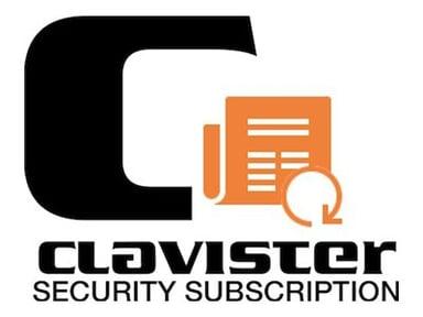 Clavister W20 Security Subscription 1yr