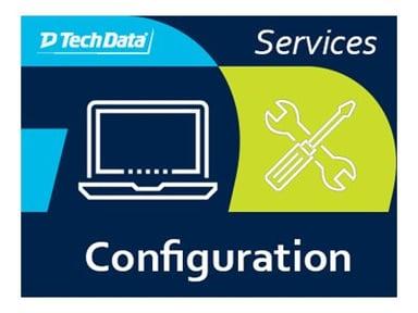 Tech Data INSTALLASJON AV 1 KOMPONENT