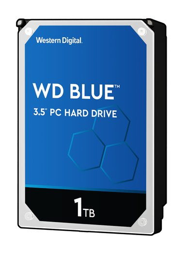 "WD Blue 1TB 3.5"" Serial ATA-600"