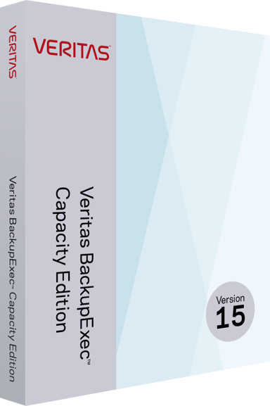Veritas Backup Exec Capacity Edition