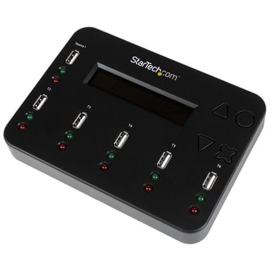 Startech Standalone 1:5 USB Flash Drive Duplicator / Copier and Eraser null