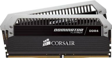 Corsair Dominator Platinum 8GB 8GB 3,600MHz DDR4 SDRAM DIMM 288-pin