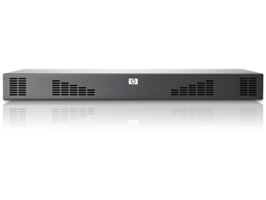 HPE IP Console G2 Switch with Virtual Media and CAC 1x1Ex8 null