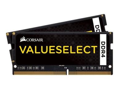 Corsair Value Select 16GB 2,133MHz DDR4 SDRAM SO DIMM 260-pin