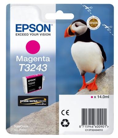 Epson Blekk Magenta T3243 - SC-P400