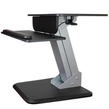 Startech Sit to Stand Workstation with One Touch Height Adjustment