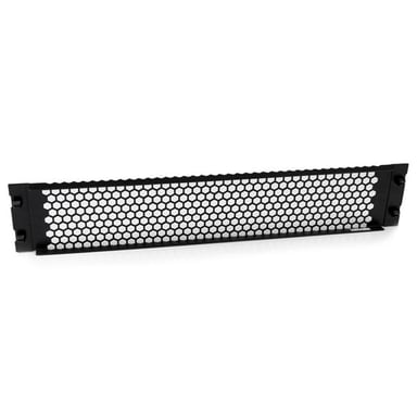 Startech 2U Ventilerad panel för rackmontering