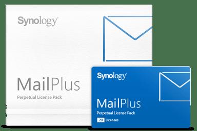 Synology DiskStation Manager MailPlus Lisens