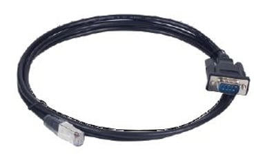 Moxa seriell RS-232-kabel