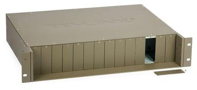 TP-Link TL-MC1400 Fibre Converter Chassi 14P null