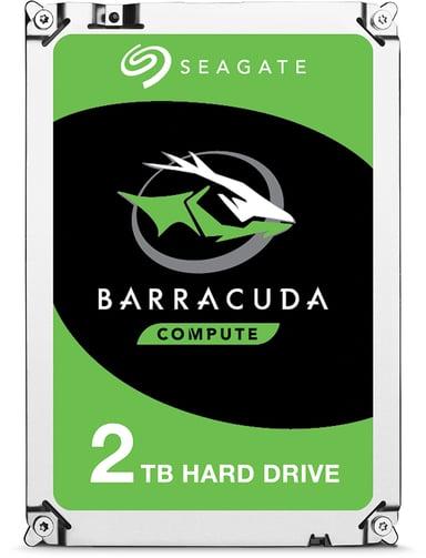 """Seagate BarraCuda 2Tt 2.5"""" 5,400kierrosta/min"""