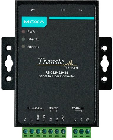 Moxa TCF-142-M-SC