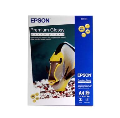Epson Papir Photo Premium Glossy A4 50-Ark 255g