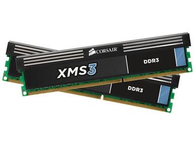 Corsair Xms3 8GB 1,600MHz DDR3 SDRAM DIMM 240-nastainen