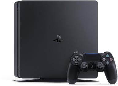 Sony PlayStation 4 Slim 500GB Sort