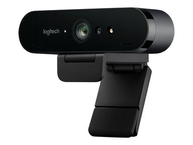 Logitech BRIO 4K Ultra HD 4096 x 2160 Verkkokamera