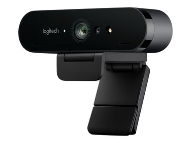 Logitech BRIO 4K Ultra HD 4096 x 2160 Webbkamera