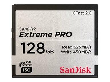 SanDisk Extreme Pro 128GB CFast 2.0 Card