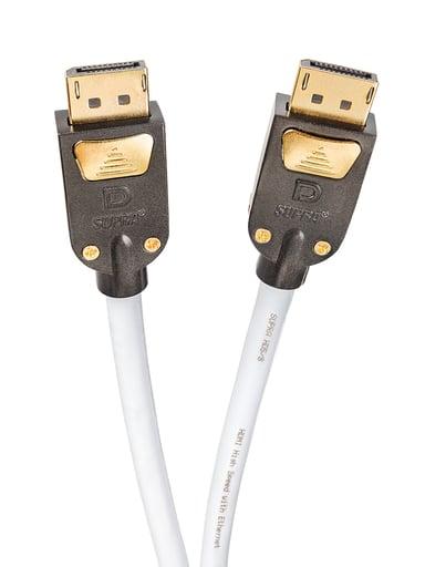 Jenving High Speed Supra 3m DisplayPort Uros DisplayPort Uros