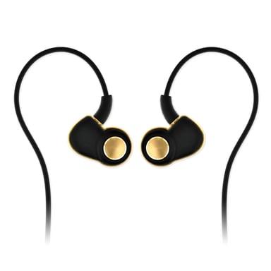 SoundMagic PL30 Plus - Black-Gold