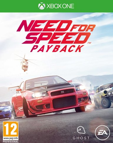 EA Games Need for Speed Payback