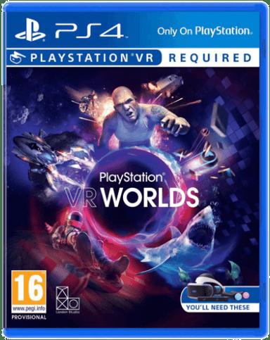 Sony VR Worlds