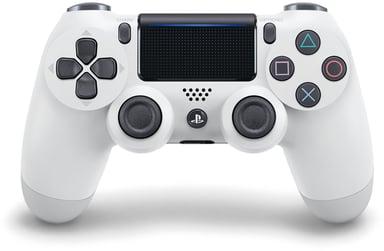 Sony DualShock 4 v2 Valkoinen