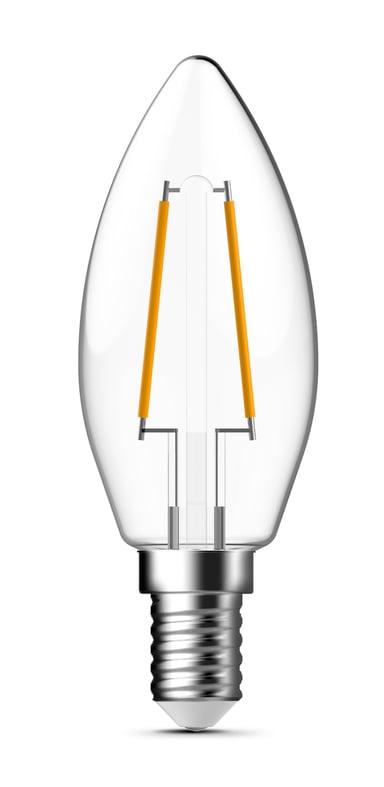 GP Gp LED Filament Mini Candle E14 null