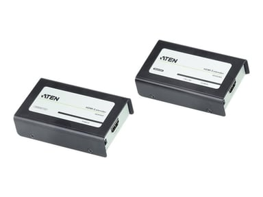 Aten VanCryst VE800A Cat 5e Audio/Video Extender Transmitter and Receiver Units