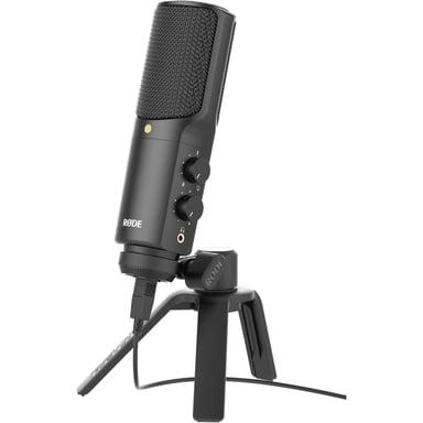 Røde NT-USB Studiomikrofon Grå