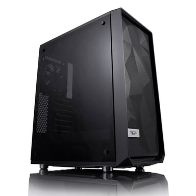 Fractal Design Meshify C Tempered Glass Sort