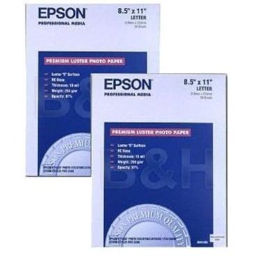 Epson Papir Photo Premium Luster A4 250-Ark 250g