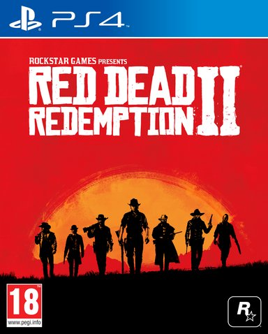 Rockstar Games Red Dead Redemption II Sony PlayStation 4