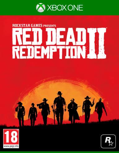 Rockstar Games Red Dead Redemption II Microsoft Xbox One