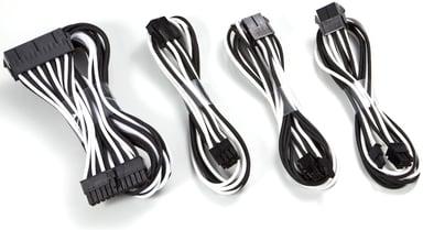 Phanteks Extension Cable Combo Hvit Svart