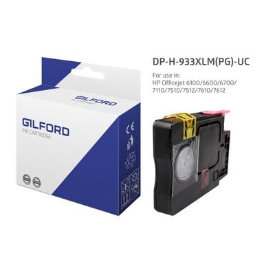 Gilford Bläck Magenta Dh-933Xlm - Oj 6100/6600/6700 Premium null