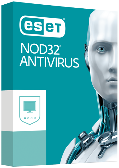 ESET Nod32 Antivirus 1år Prenumeration 1-användare Nordisk Box null