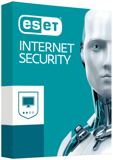 ESET Internet Security 1år Prenumeration 1-användare Nordisk Box null