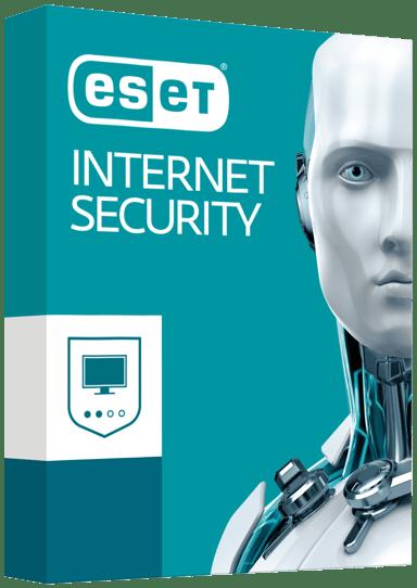 ESET Internet Security 1Y Subs 1-Dev Nordic Box