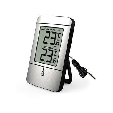 Termometerfabriken Digitaalinen lämpömittari ulko- ja sisätiloihin