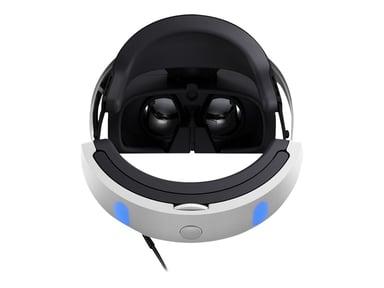 Sony PlayStation VR #demo Musta; Valkoinen Musta; Valkoinen