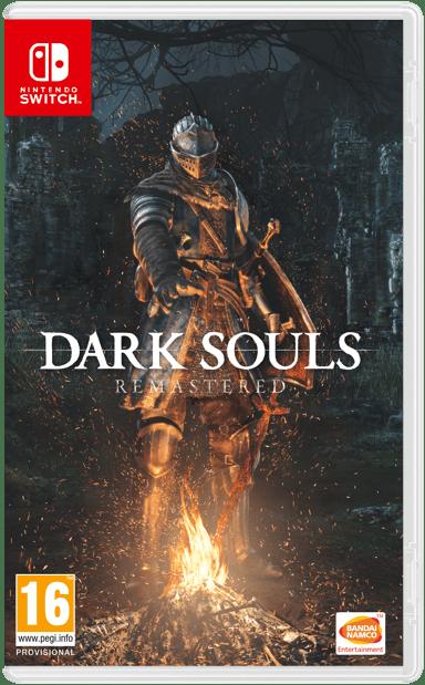 Namco Dark Souls Remastered Nintendo Switch