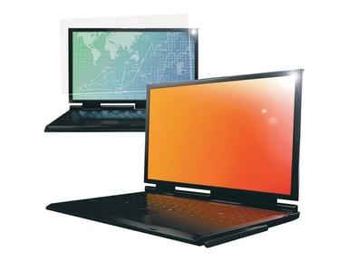 """3M Guld sekretessfilter till bärbar dator med widescreen 14tum 14"""" 16:9"""