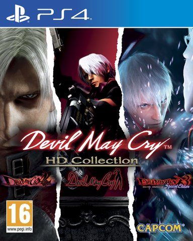 Capcom Devil May Cry: HD Collection Sony PlayStation 4