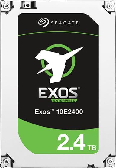 """Seagate Exos 10E2400 4KN/512E 2.4TB 2.5"""" Serial Attached SCSI 3"""