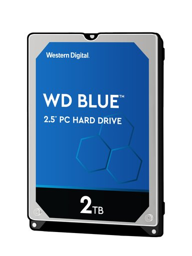 WD Blue null